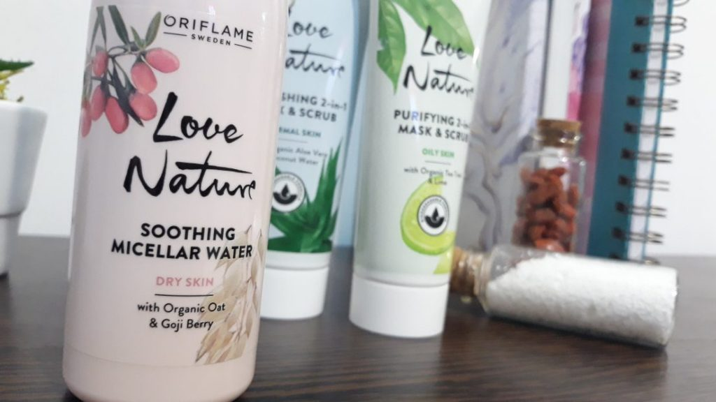 #LoveNature by Oriflame